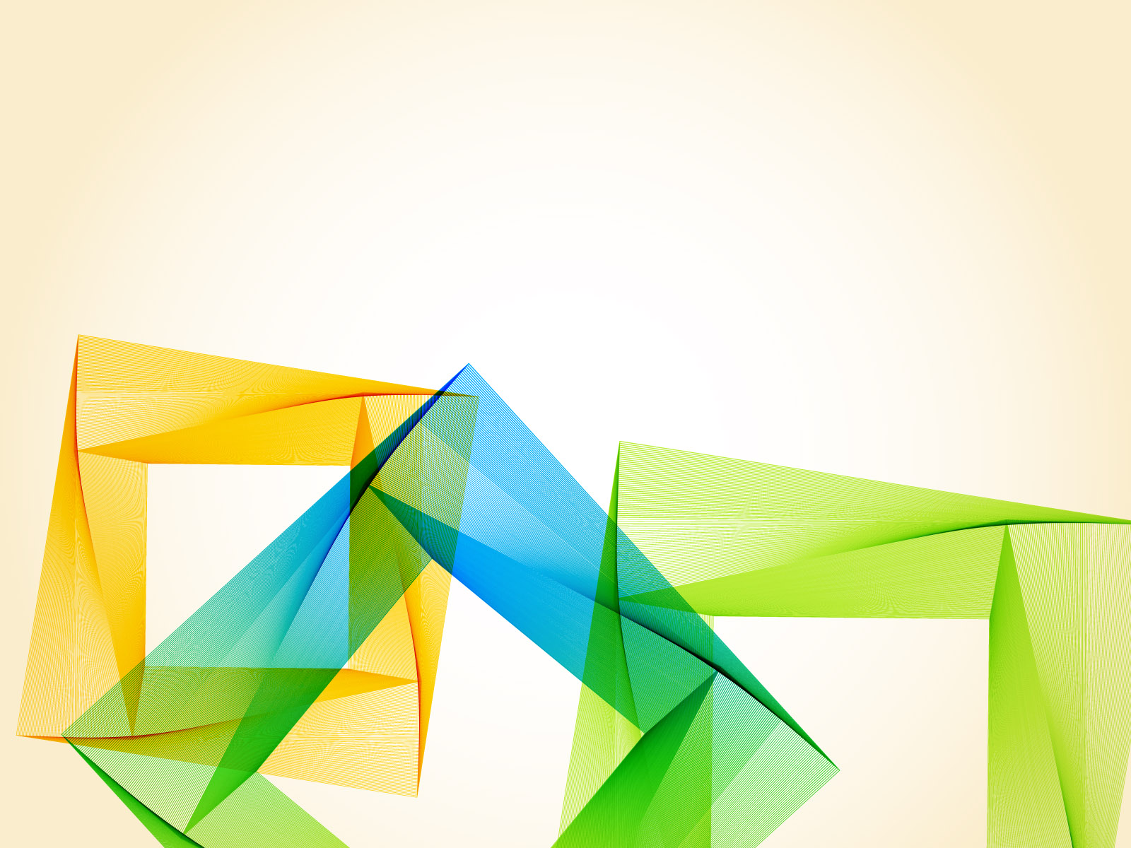 Abstract vector line block PPT Backgrounds
