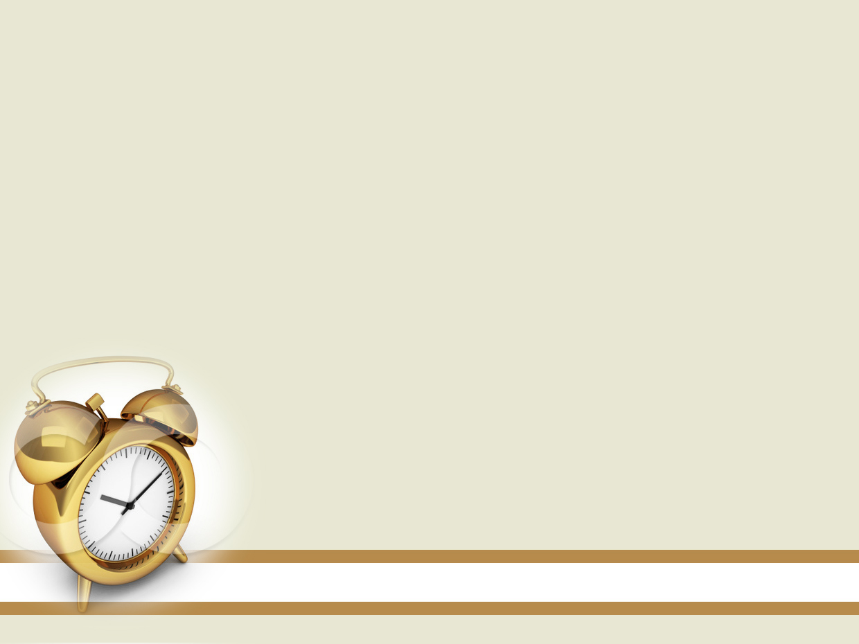 Time Management PPT Backgrounds