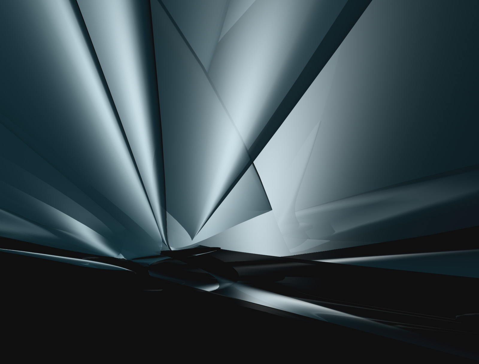 3d abstract render PPT Backgrounds