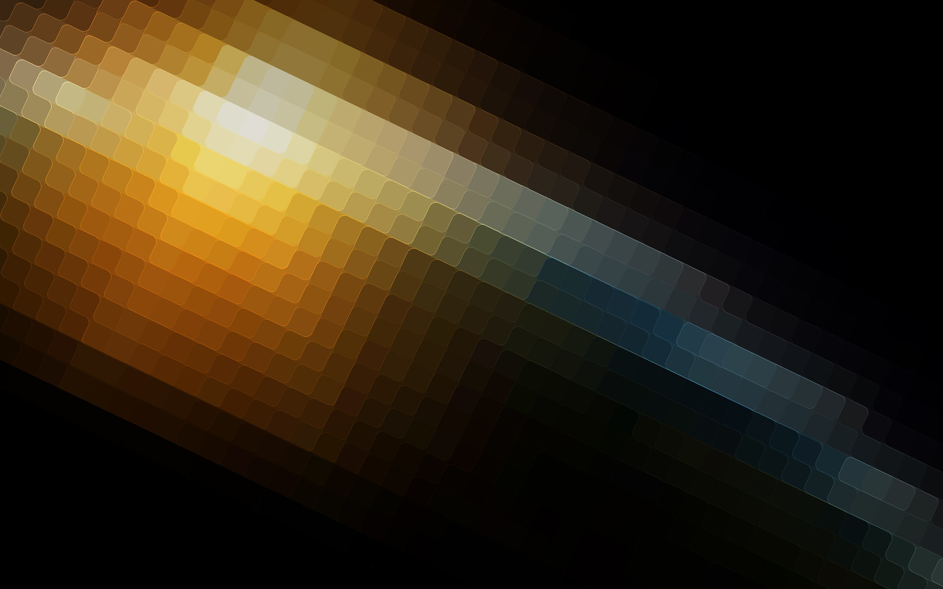 Abstract pixels, squares PPT Backgrounds
