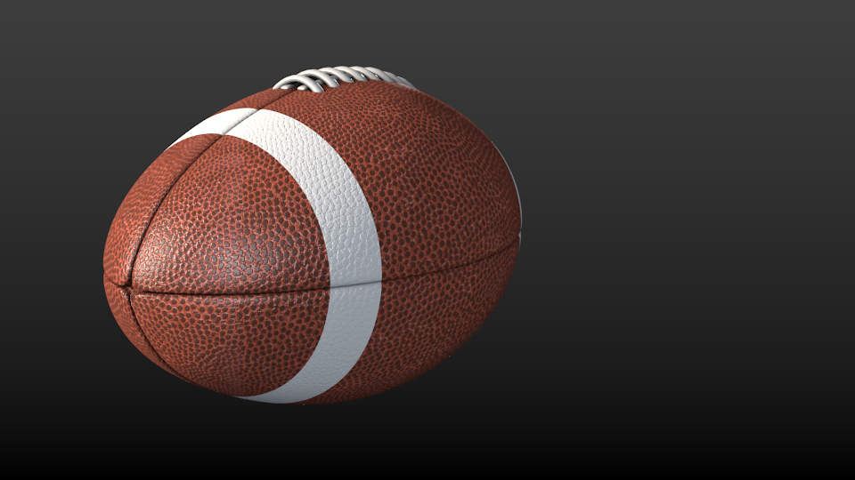 American Football PPT Background Background for Powerpoint Program