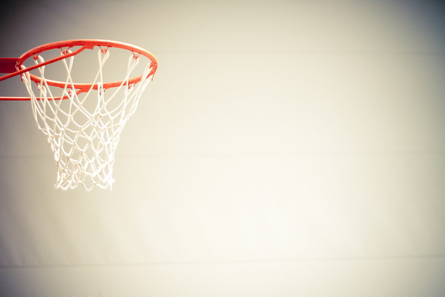Basketball PPT Background Background for Powerpoint Program