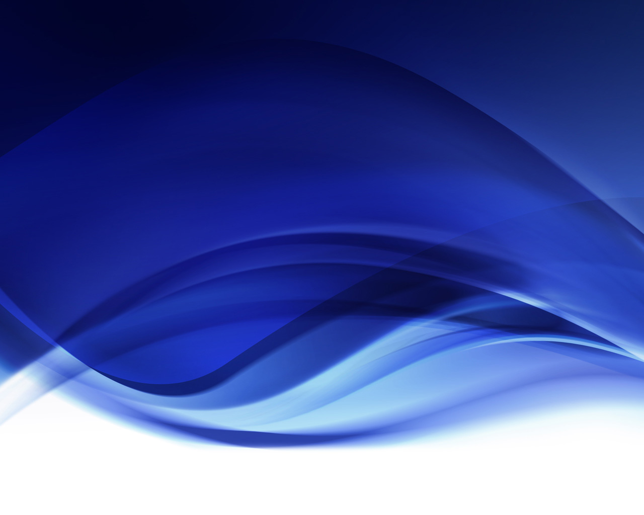 Beautiful Blue abstract PPT Backgrounds