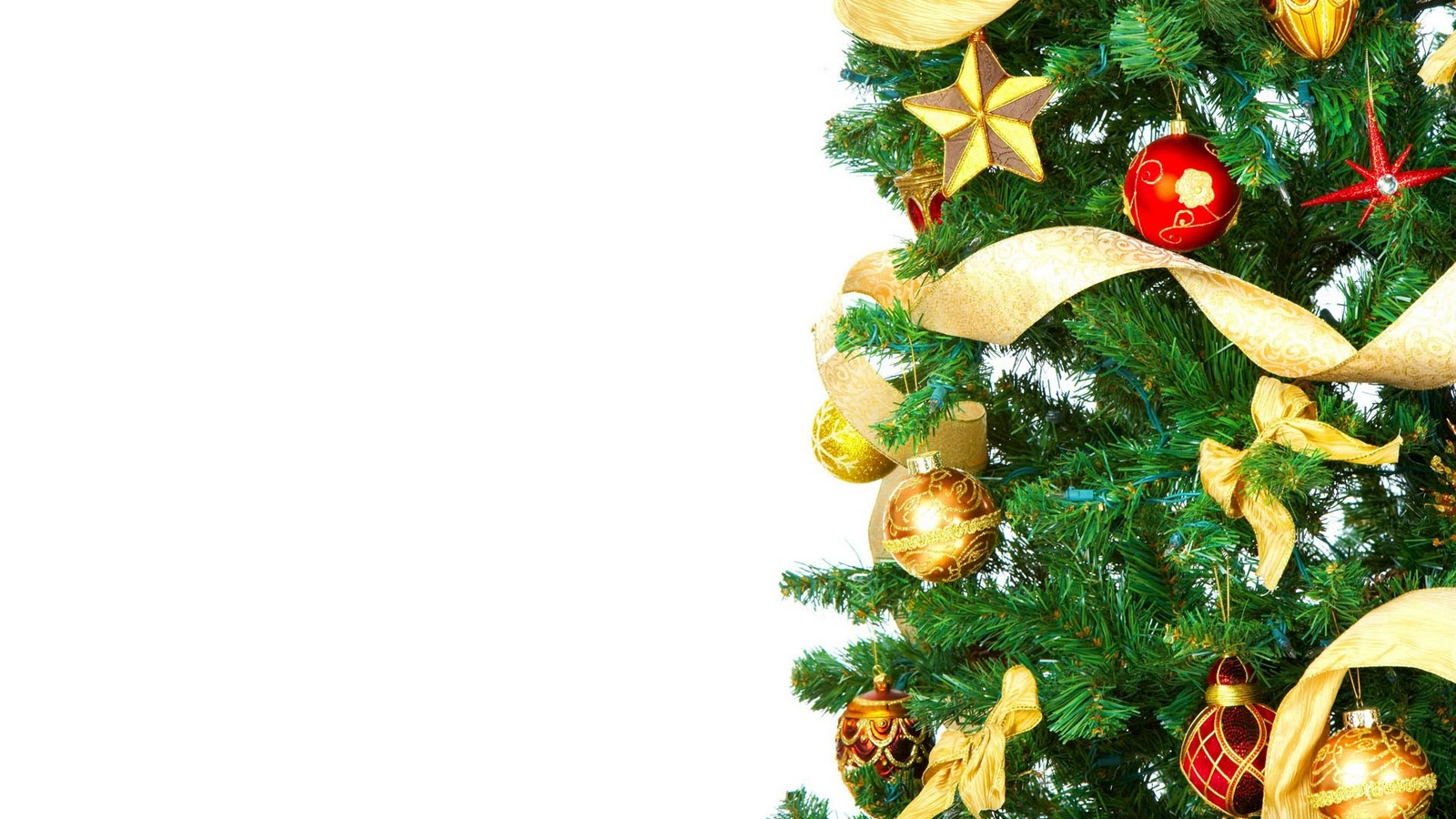 Best Christmas Tree 2012 PPT Backgrounds