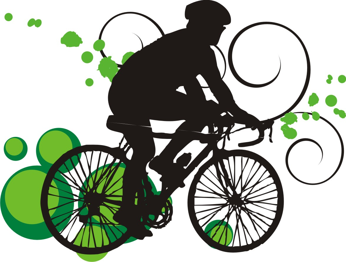 Bicycle PPT Backgrounds