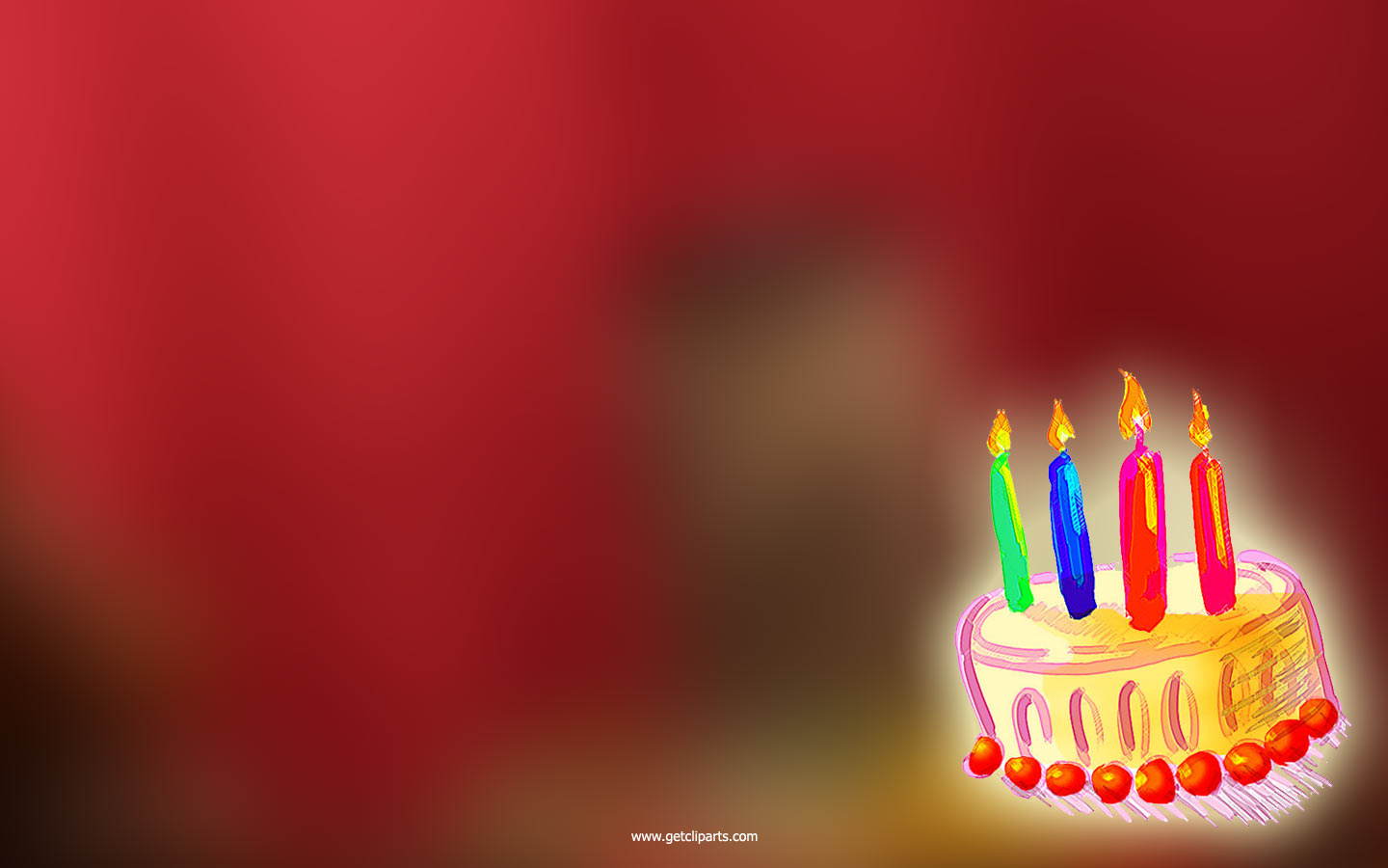 Birth Day PPT Backgrounds