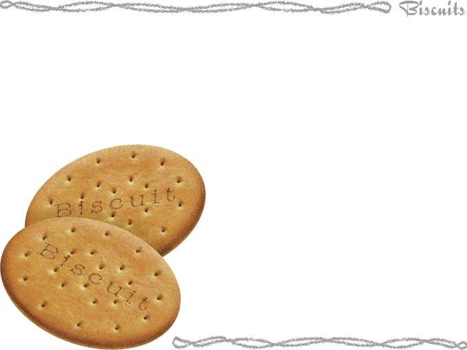 Biscuit Presentation PPT Backgrounds