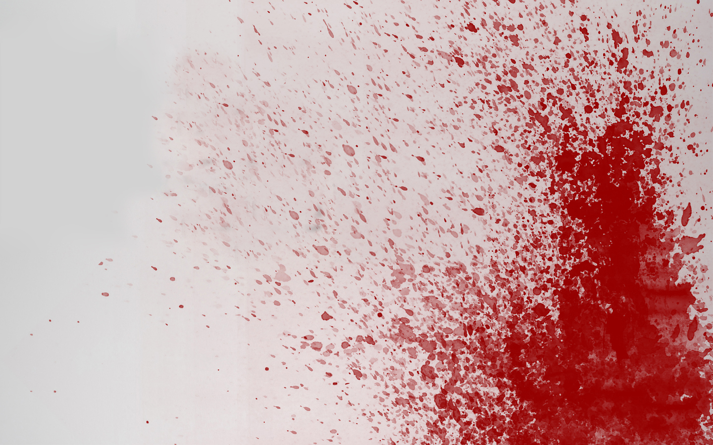 Blood Splatter PPT Backgrounds