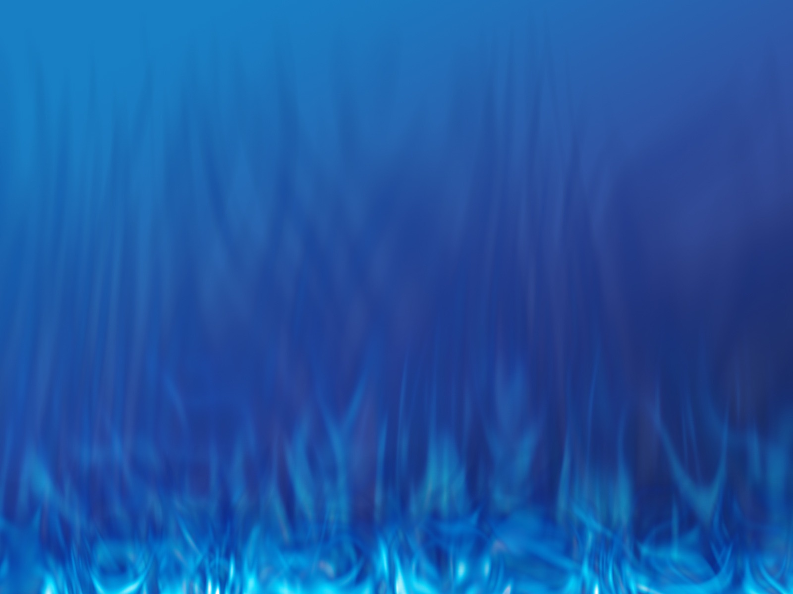 Blue Phlame Abstract PPT Backgrounds
