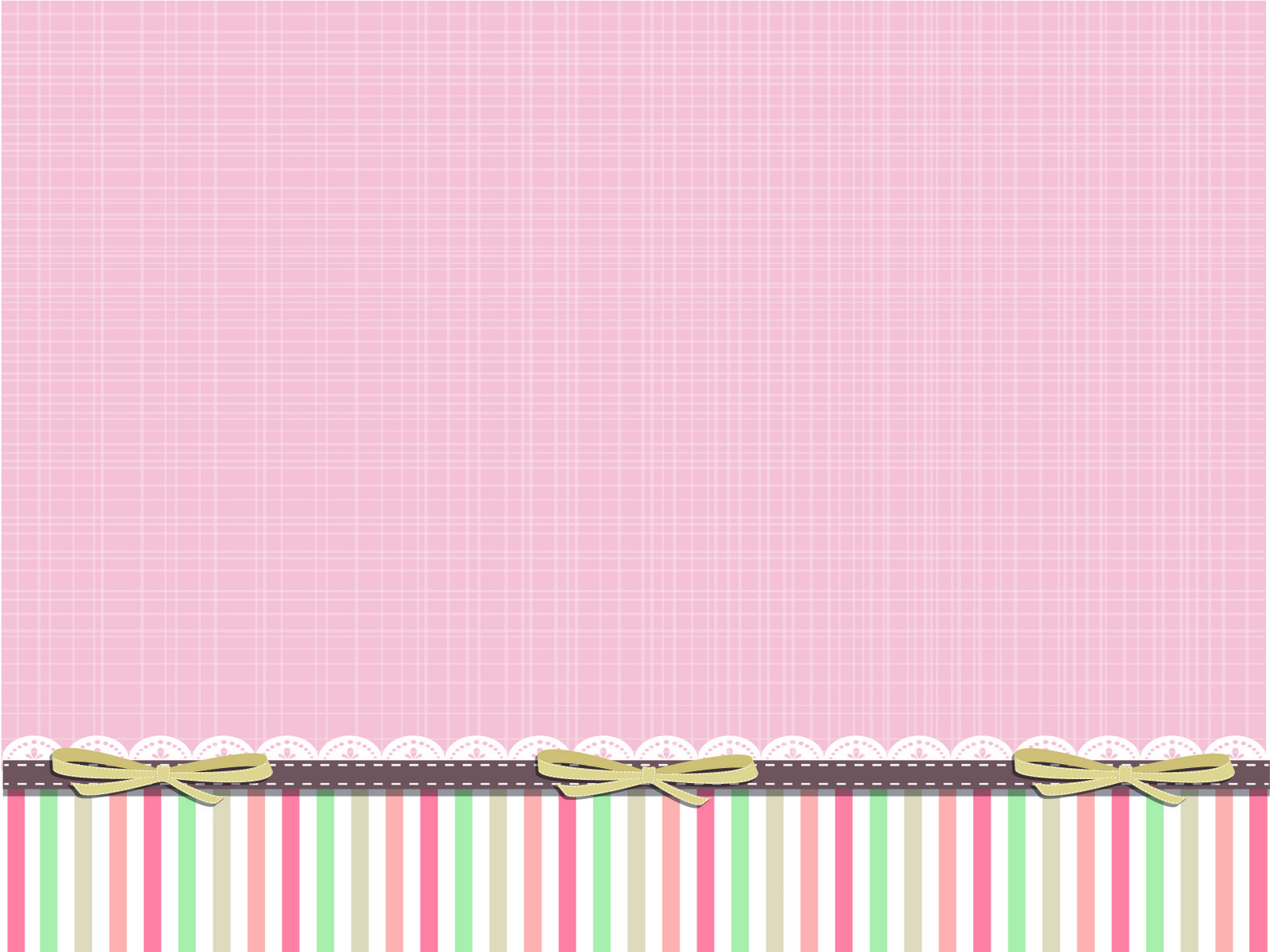 Braid And Pink PPT Backgrounds