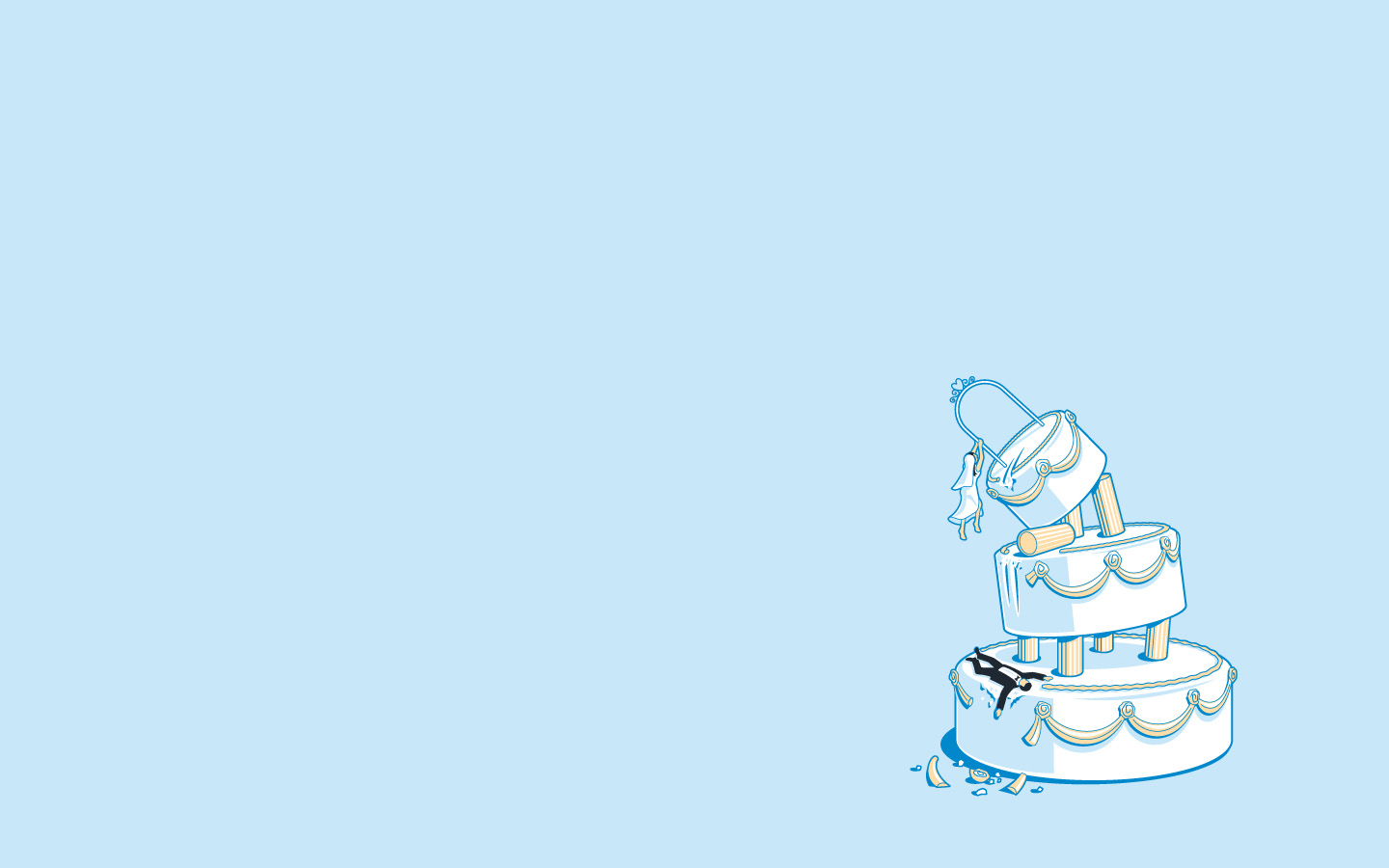 cake for wedding ppt backgrounds 1024x768 resolutions, cake for, Powerpoint templates