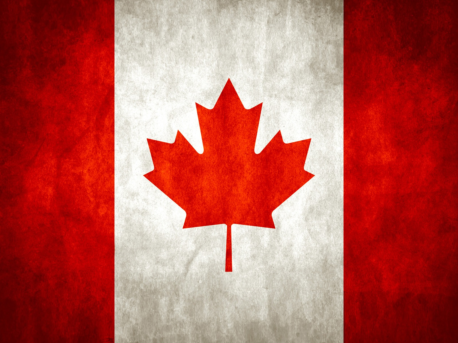 Canada flag PPT Backgrounds