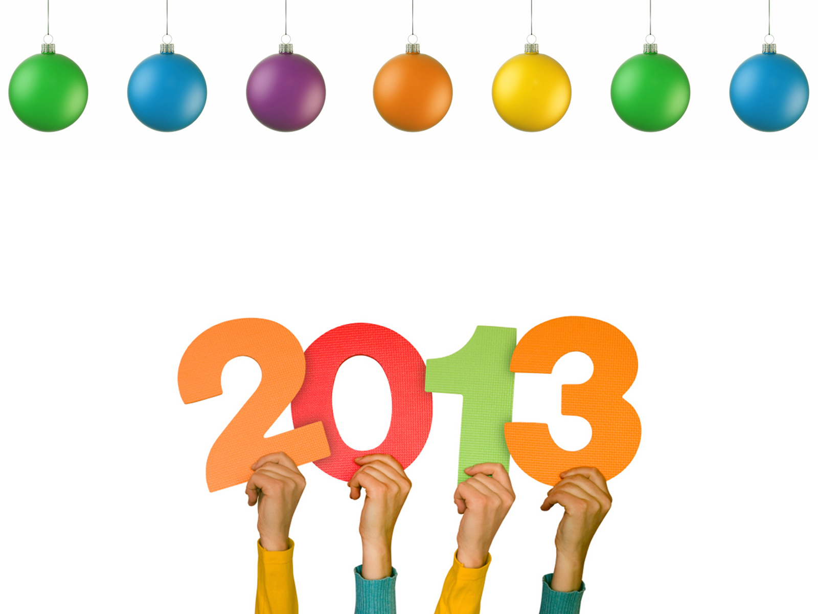 Cheers Happy New Year 2013 PPT Backgrounds