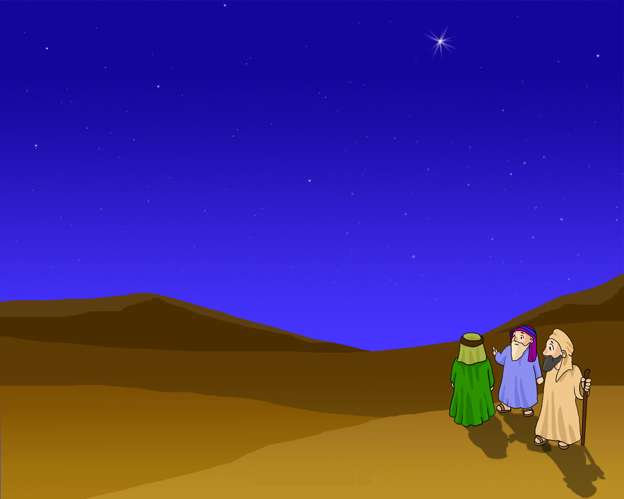 Christian Wise People PPT Backgrounds