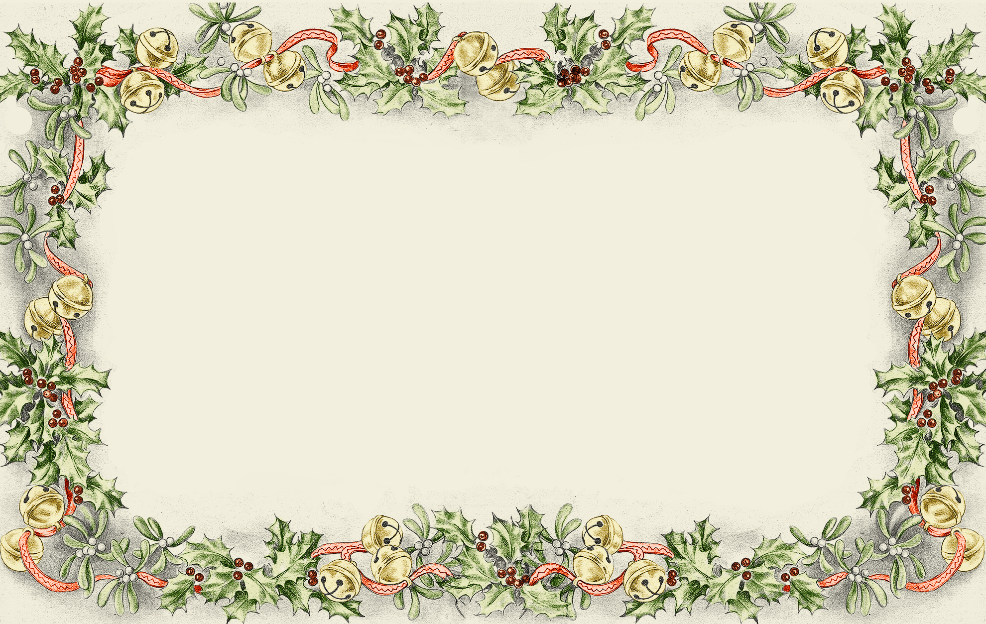 Free Christmas Frames and Borders to Download