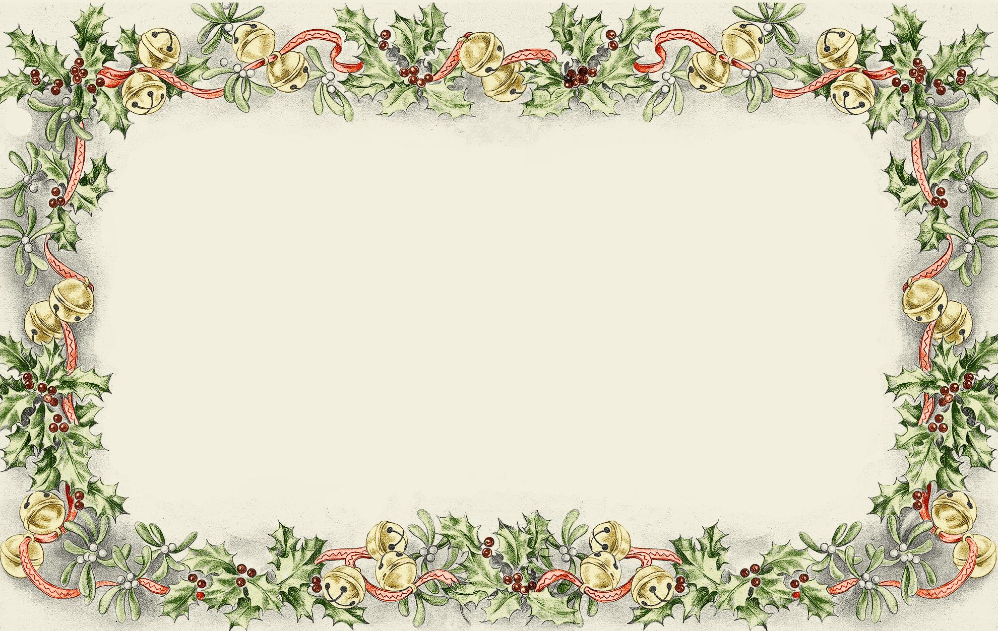 Christmas Borders and Frames