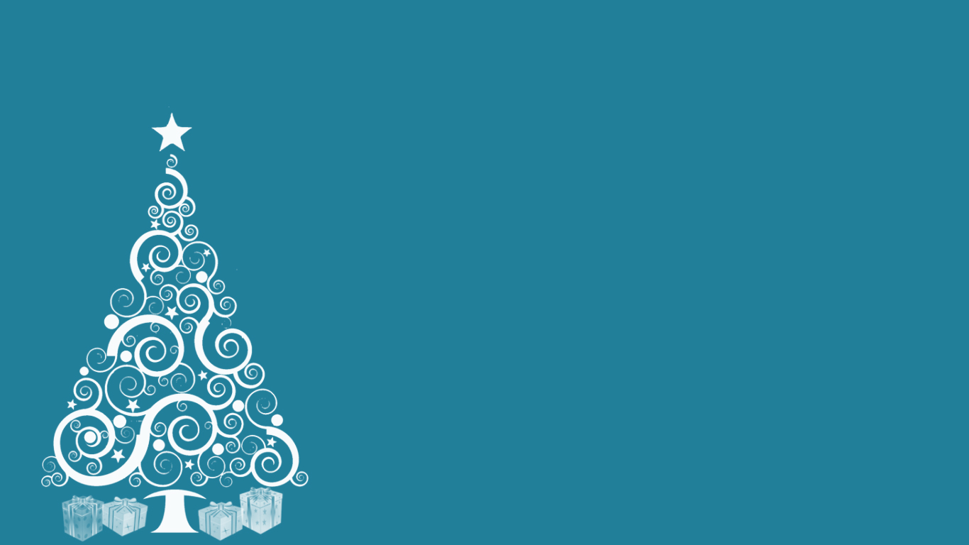 Christmas Tree PPT Background Background for Powerpoint Program