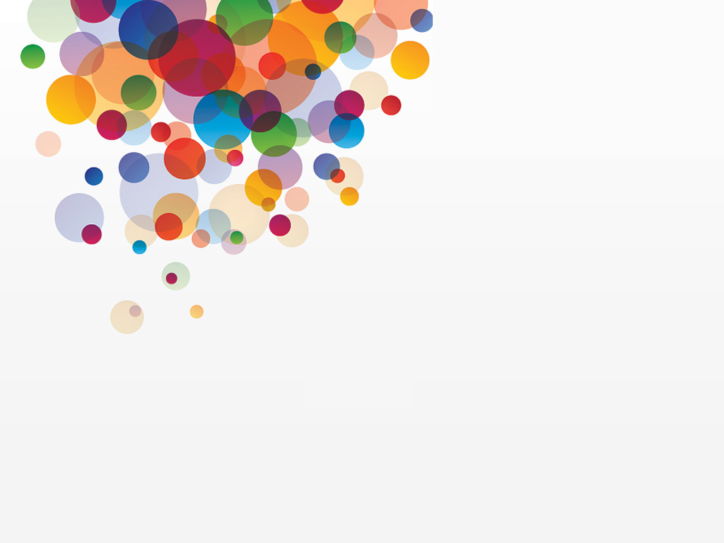Colorful Balloons PPT Backgrounds