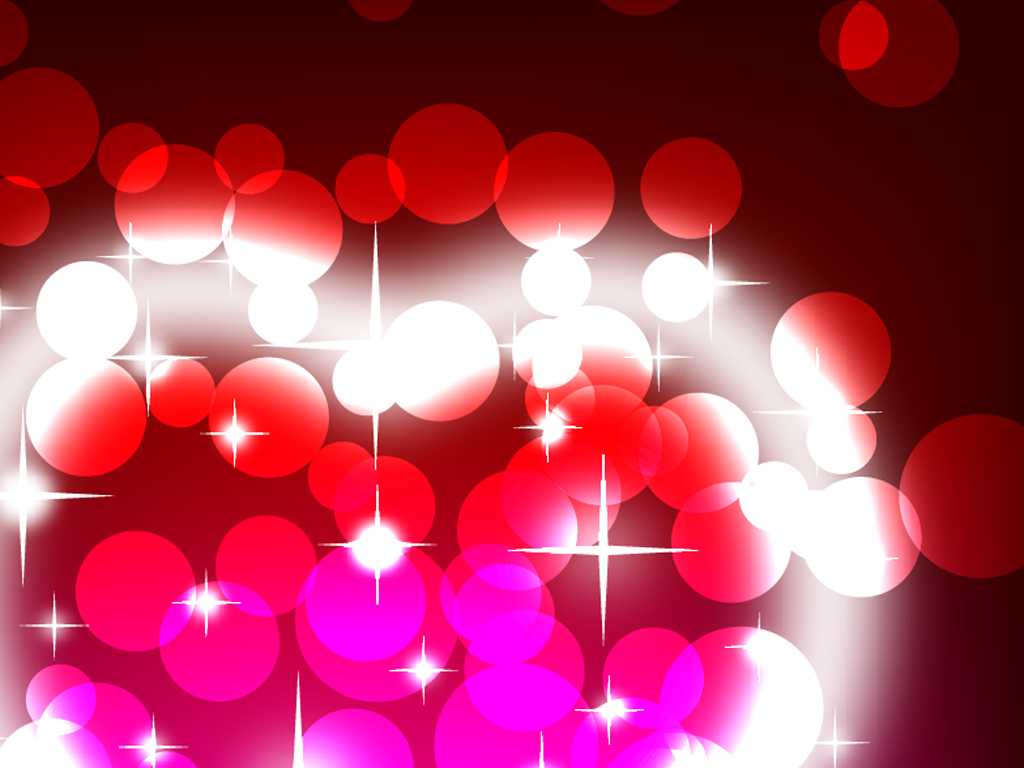 Circles Valentines Day PPT Backgrounds