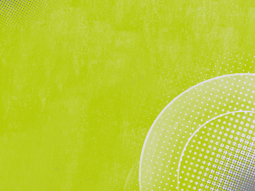 Cool Green Circles PPT Backgrounds