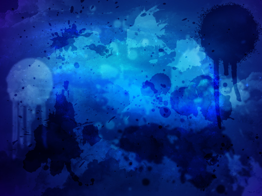 Dark Blue PPT Backgrounds