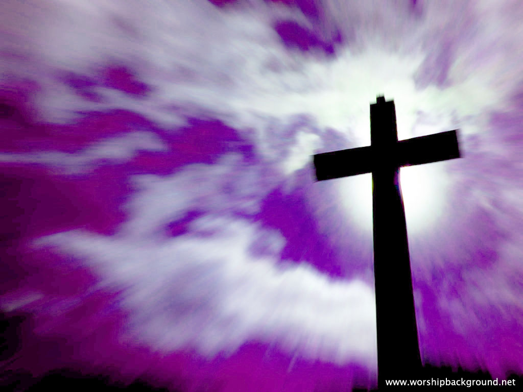 Dark Christian PPT Backgrounds