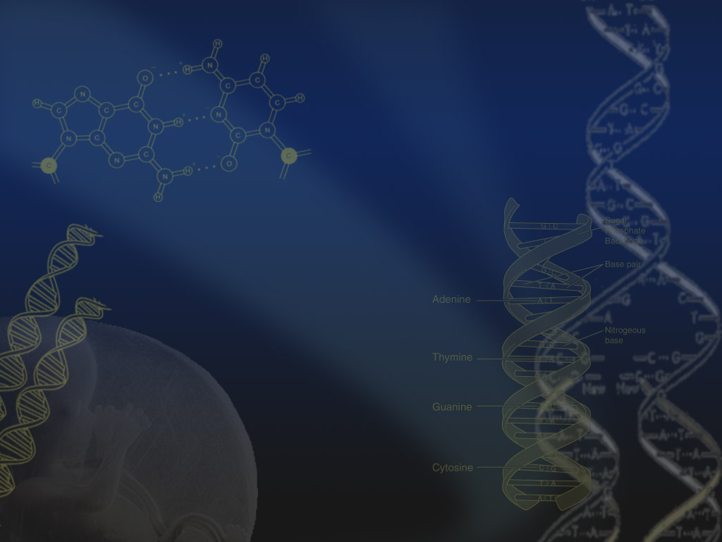 DNA Powerpoint PPT Backgrounds