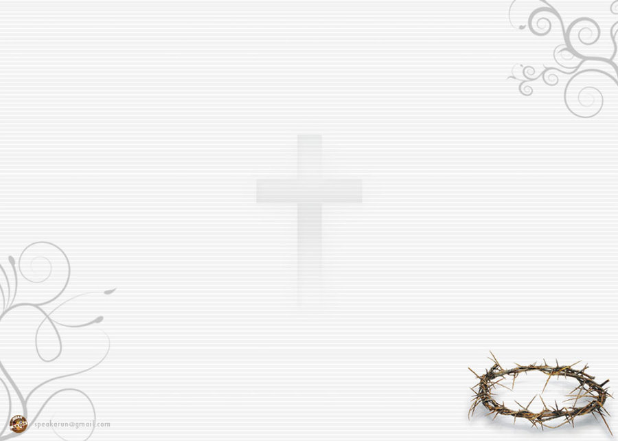 Easter Christian PPT Backgrounds
