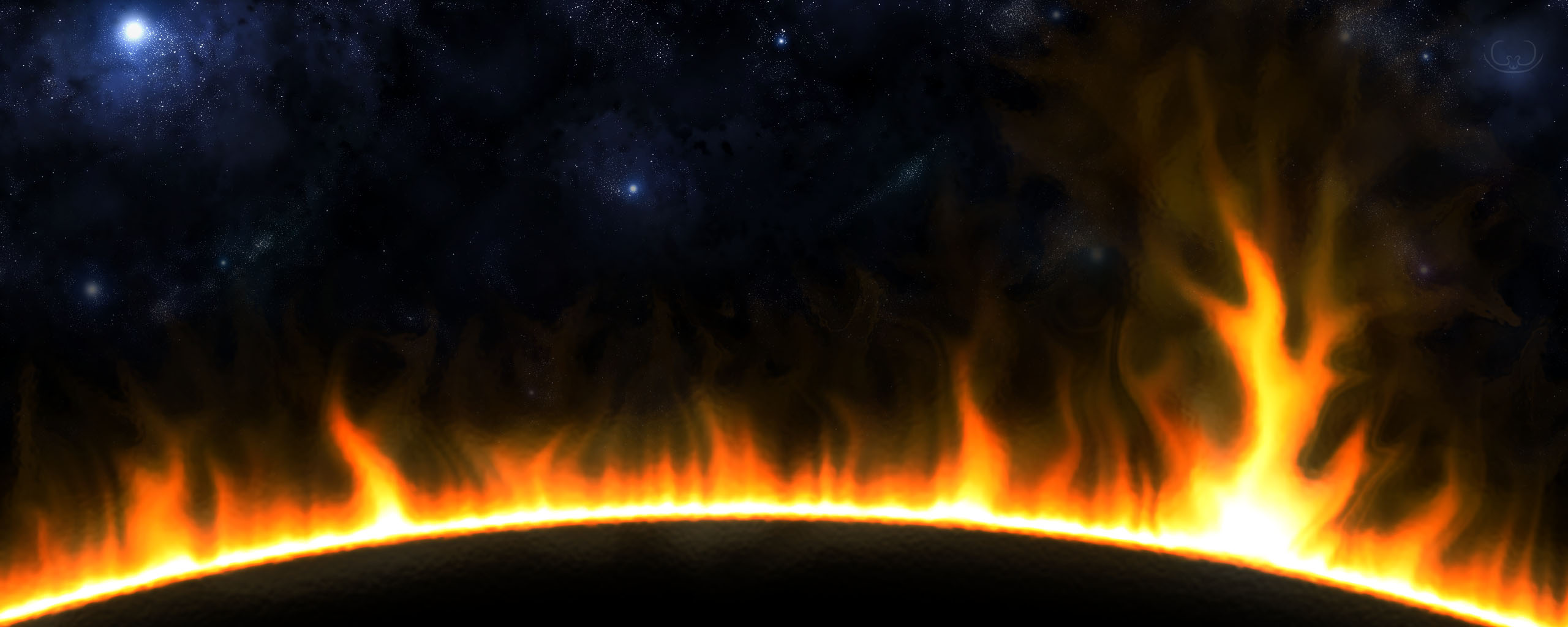 Fire PPT Backgrounds
