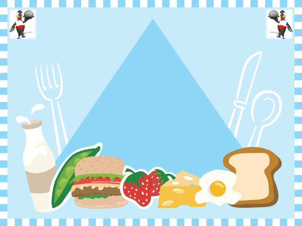 Foods Animation PPT templates