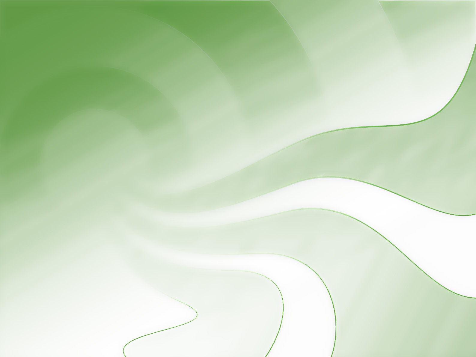 Green Swirl PPT Backgrounds