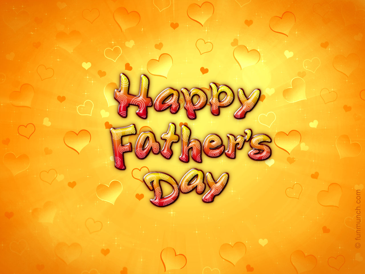 Happy Fathers Day PPT Backgrounds