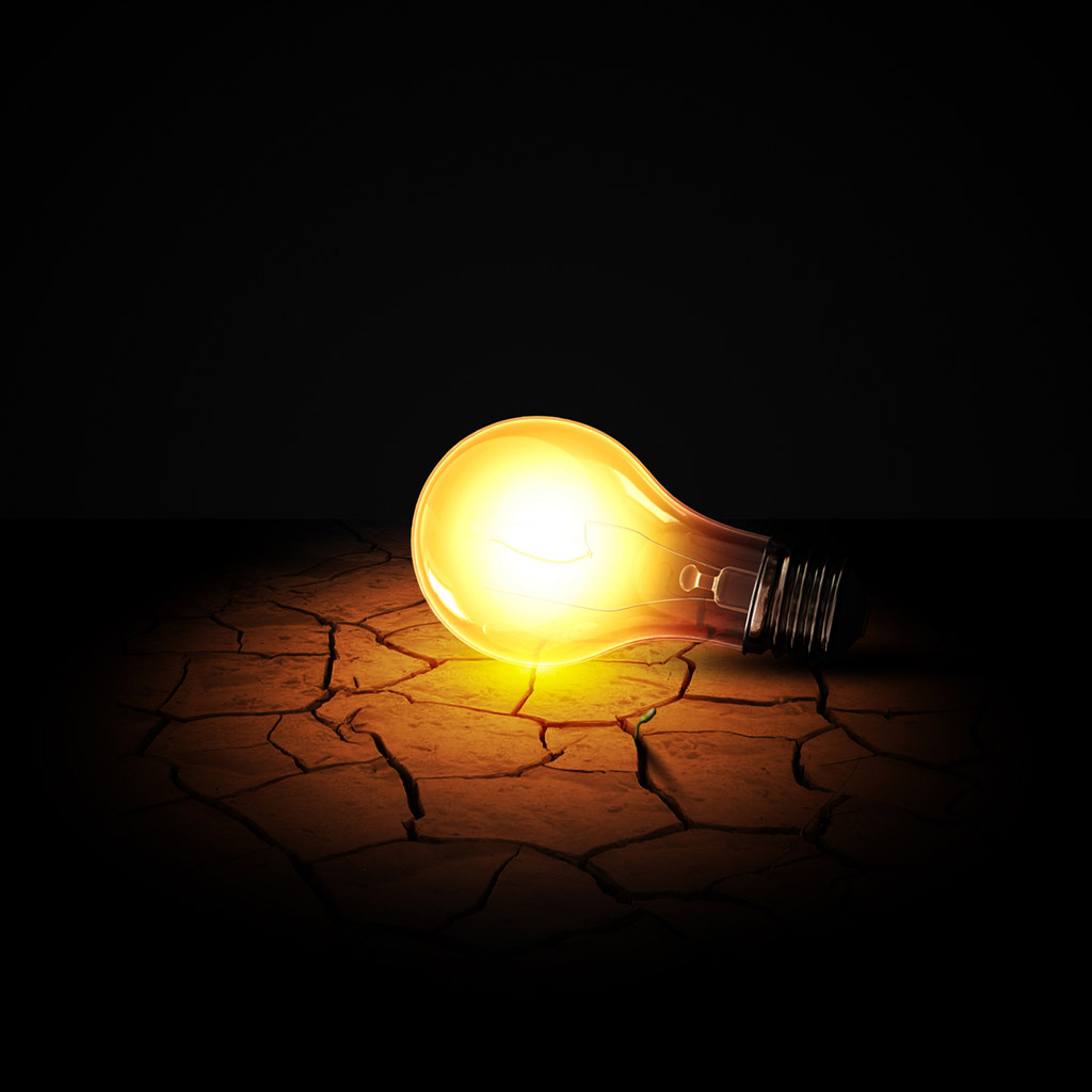 Light Bulb PPT Backgrounds