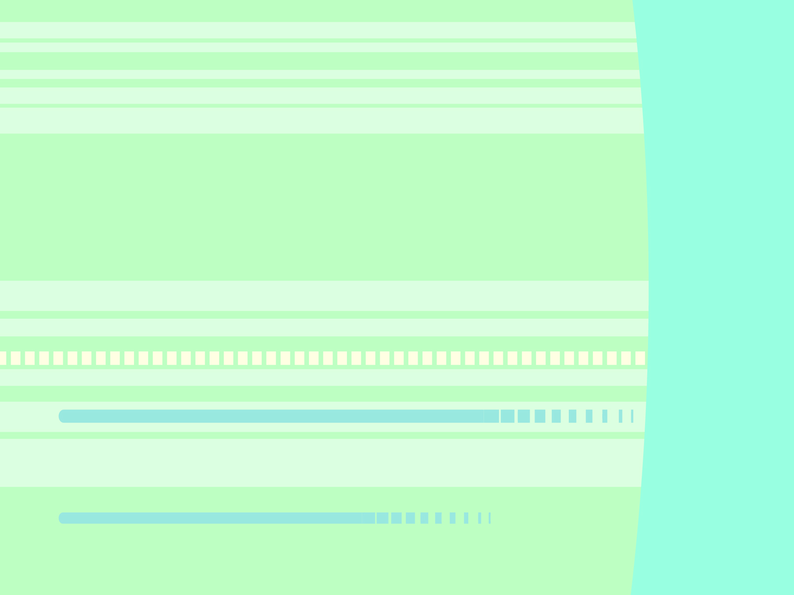 Light green abstract PPT Backgrounds