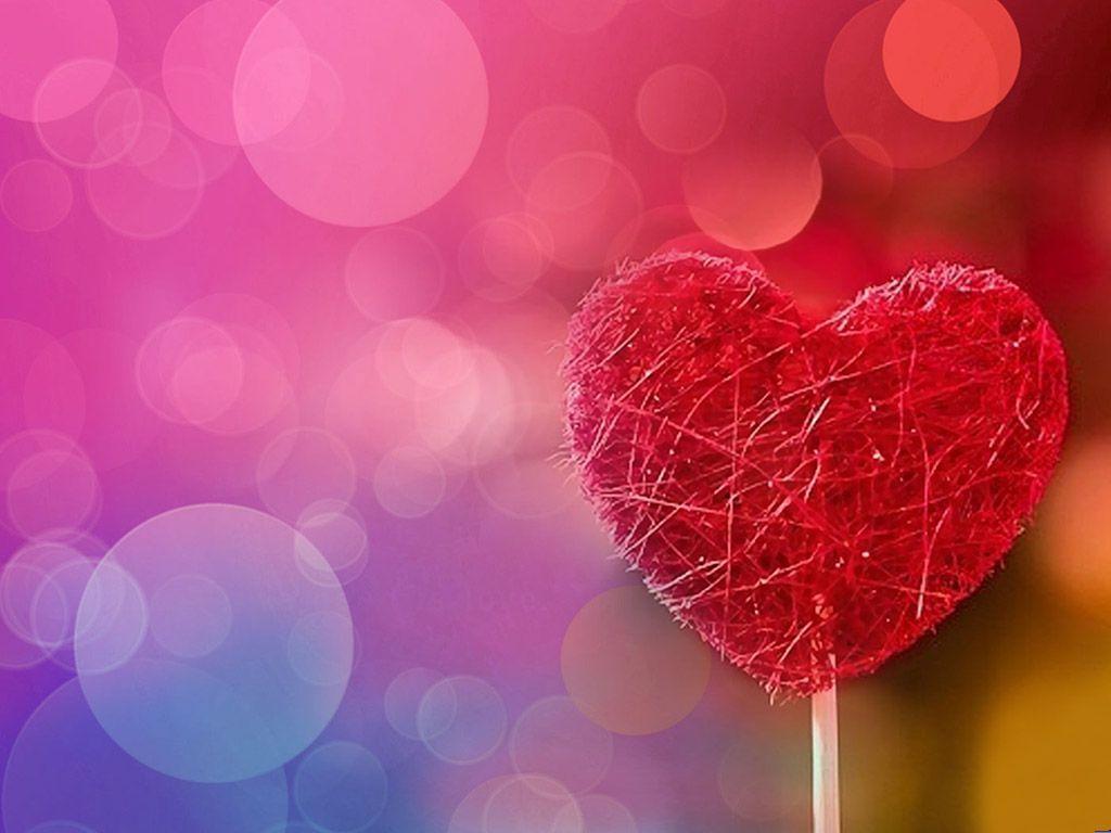 Love lollipop slide like heart PPT Backgrounds