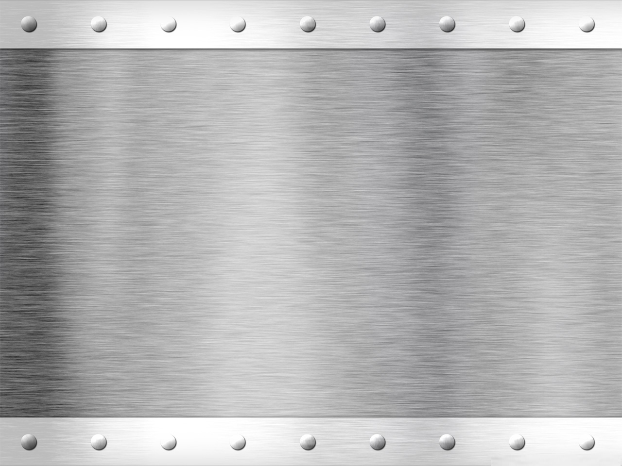 Metal Plate Rivets PPT Backgrounds