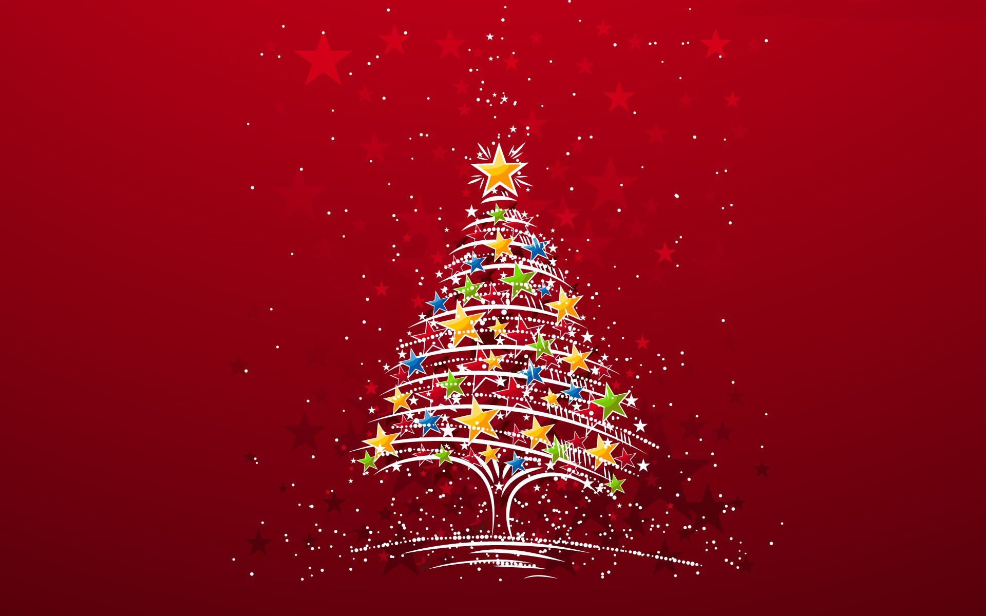 New Year Christmas PPT Backgrounds