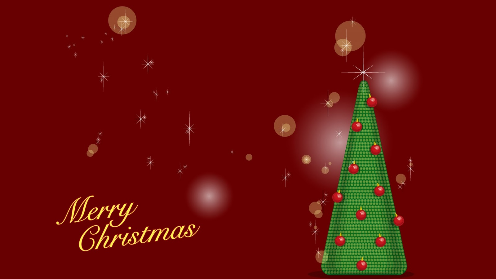 New year christmas celebration PPT Backgrounds