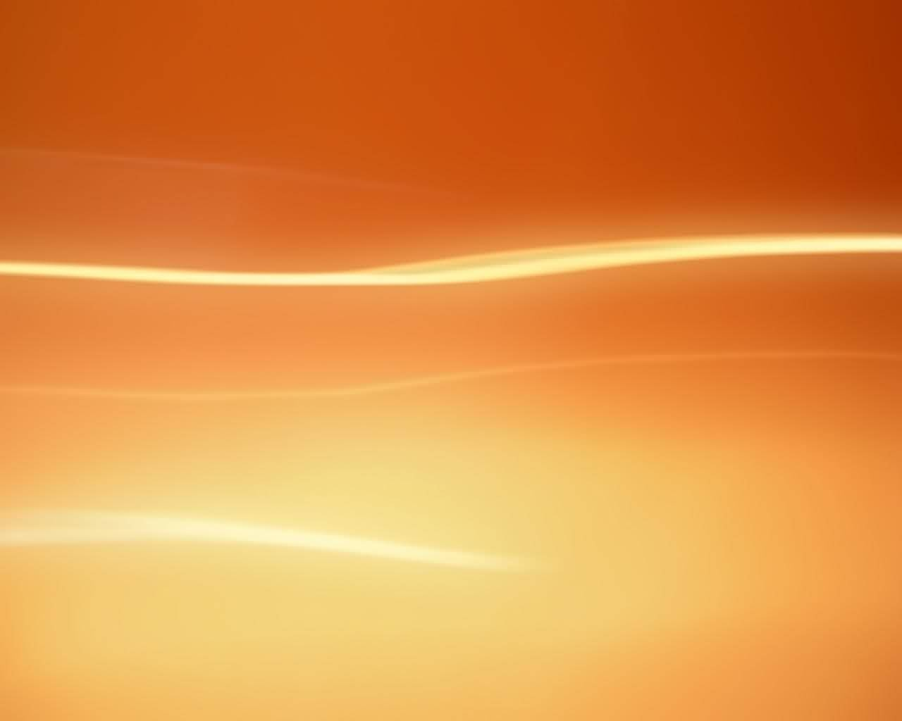 Orange Abstract Lines PPT Backgrounds