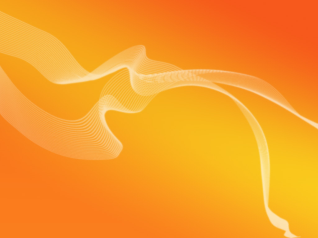 Orange Abstract Powerpoint PPT Backgrounds