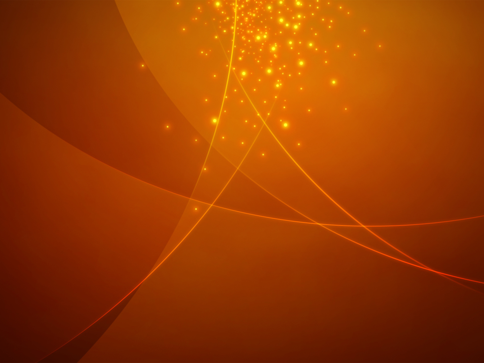 Orange Abstract PPT Backgrounds