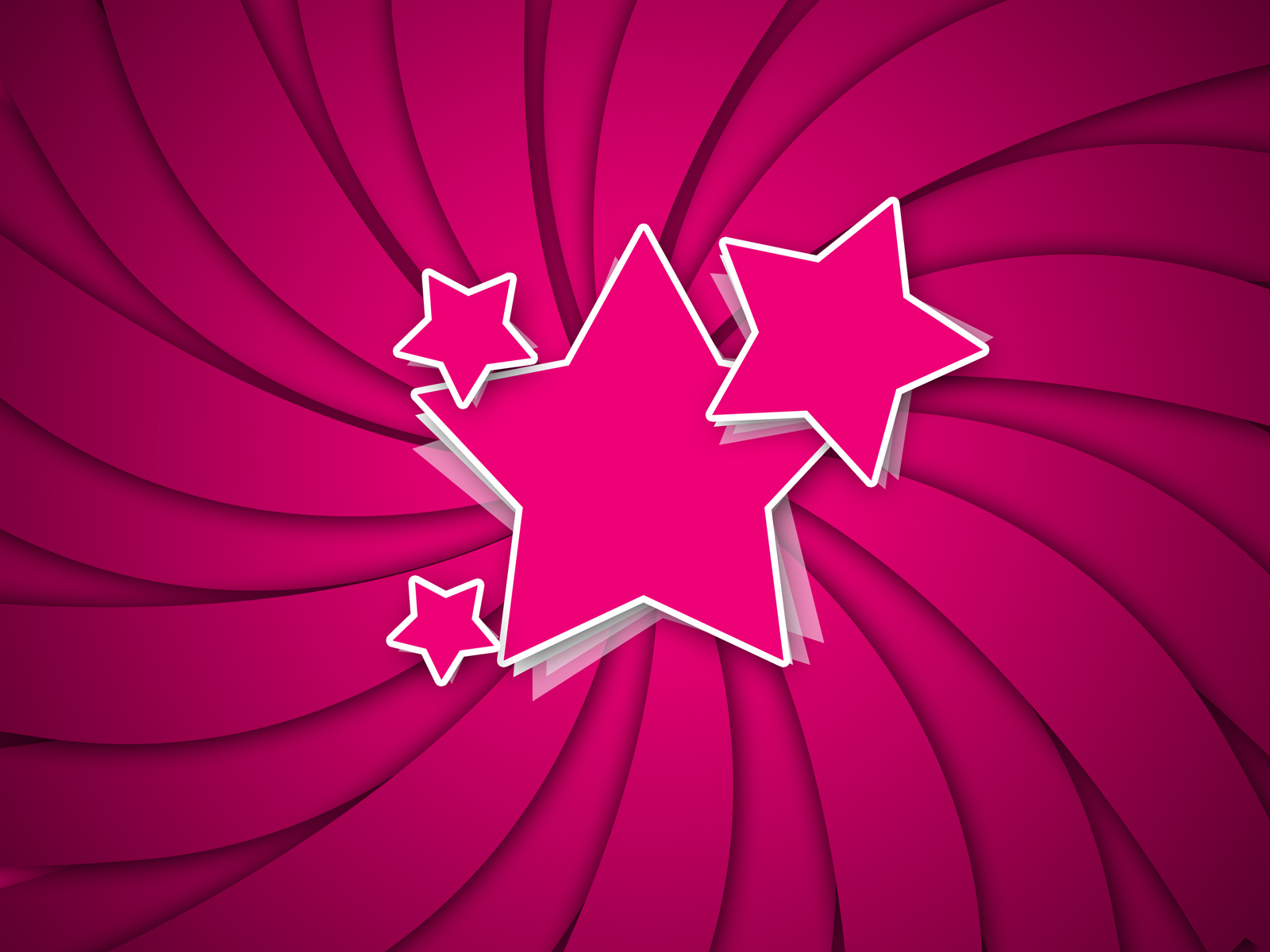 Pink Retro PPT Backgrounds