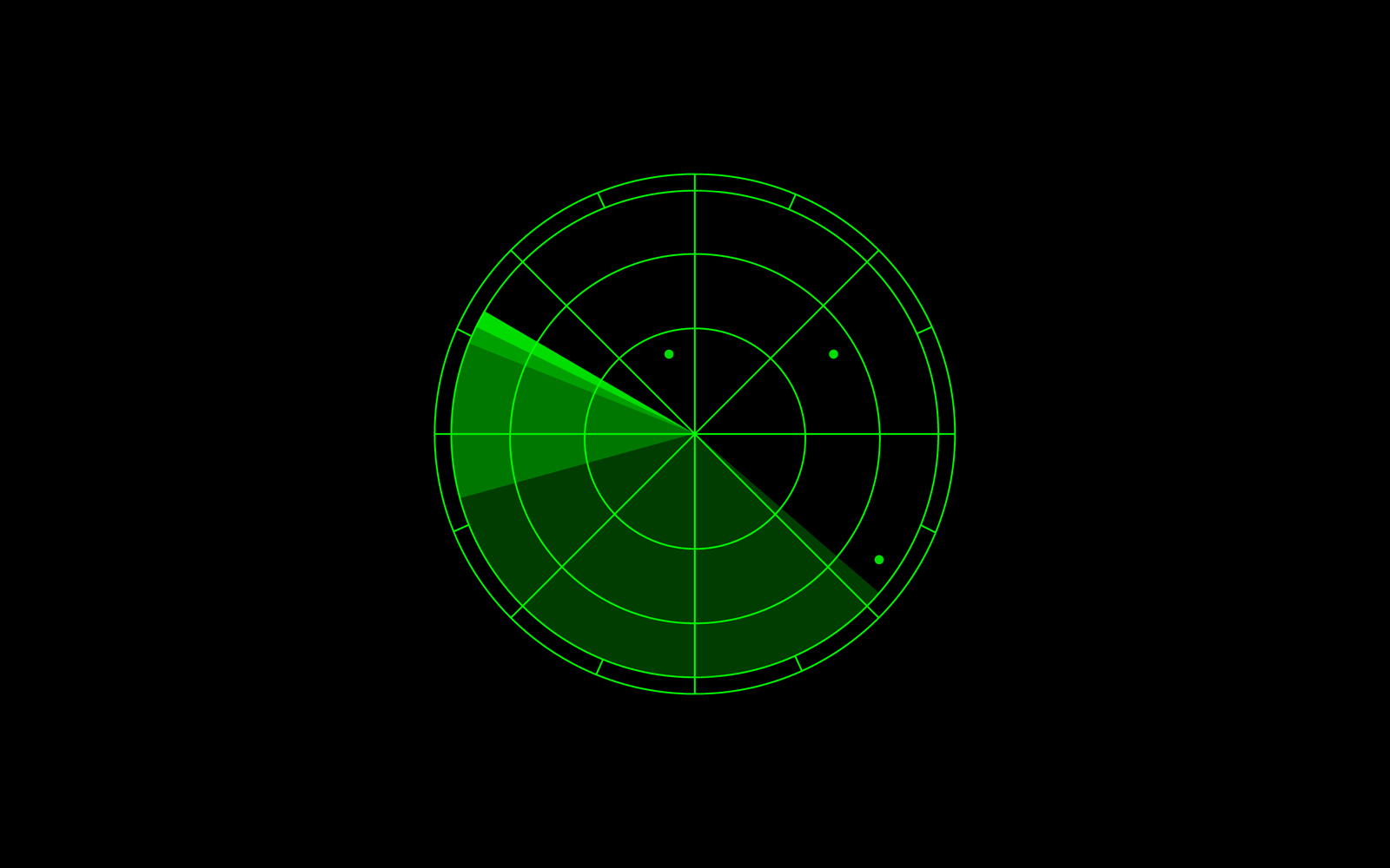 Radar Technology PPT Backgrounds