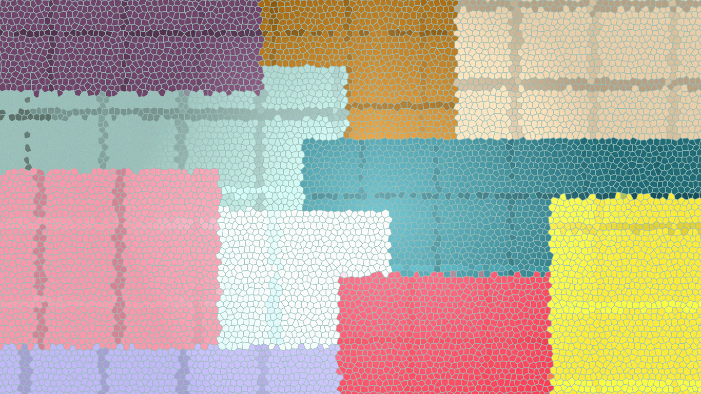 Retro abstraction PPT Backgrounds