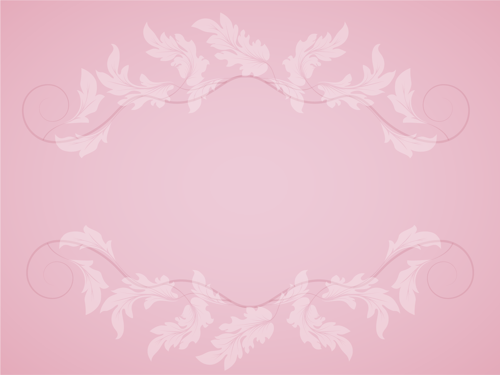 Rose Pink Color PPT Backgrounds