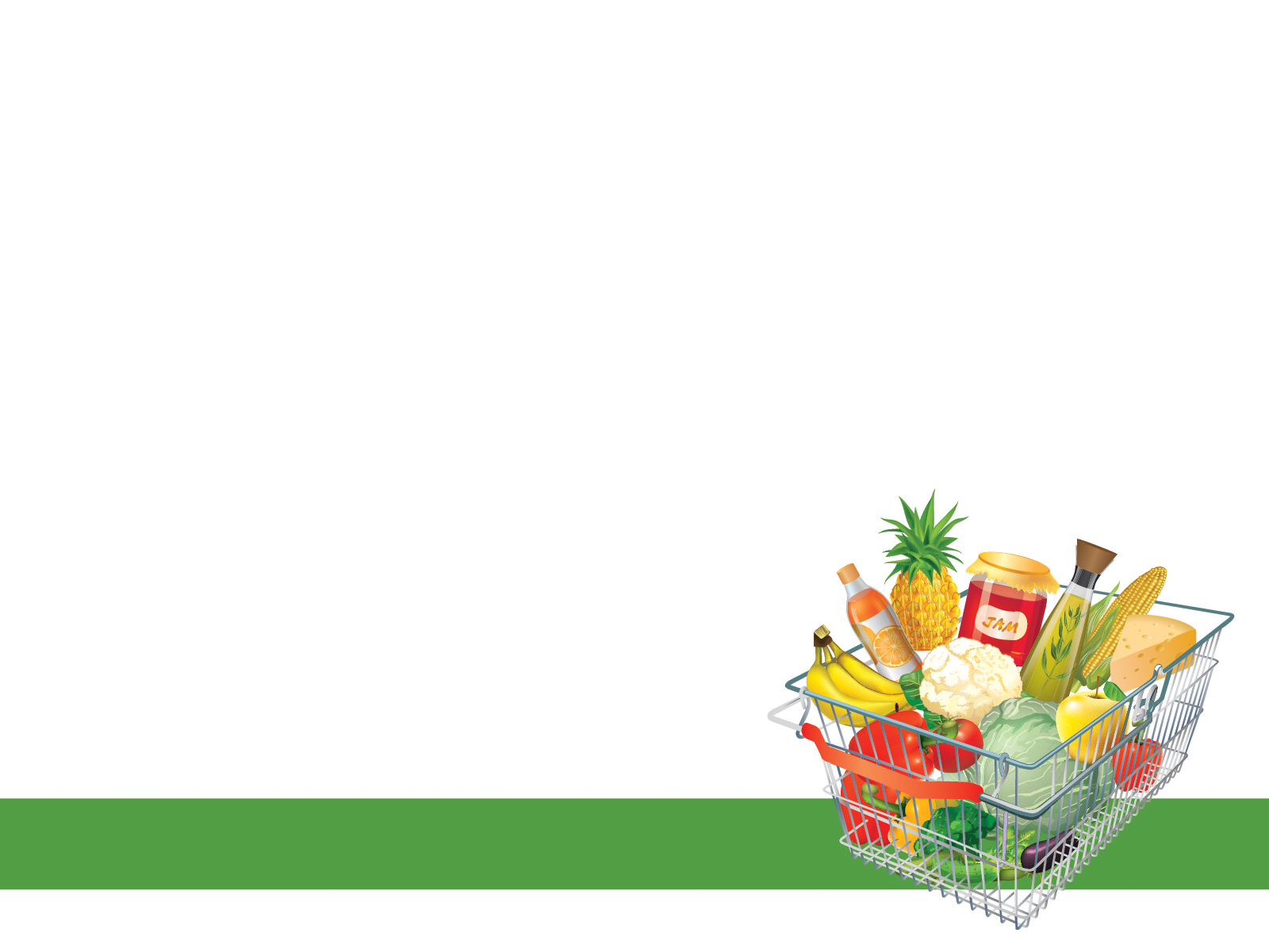 Shopping Day PPT Backgrounds