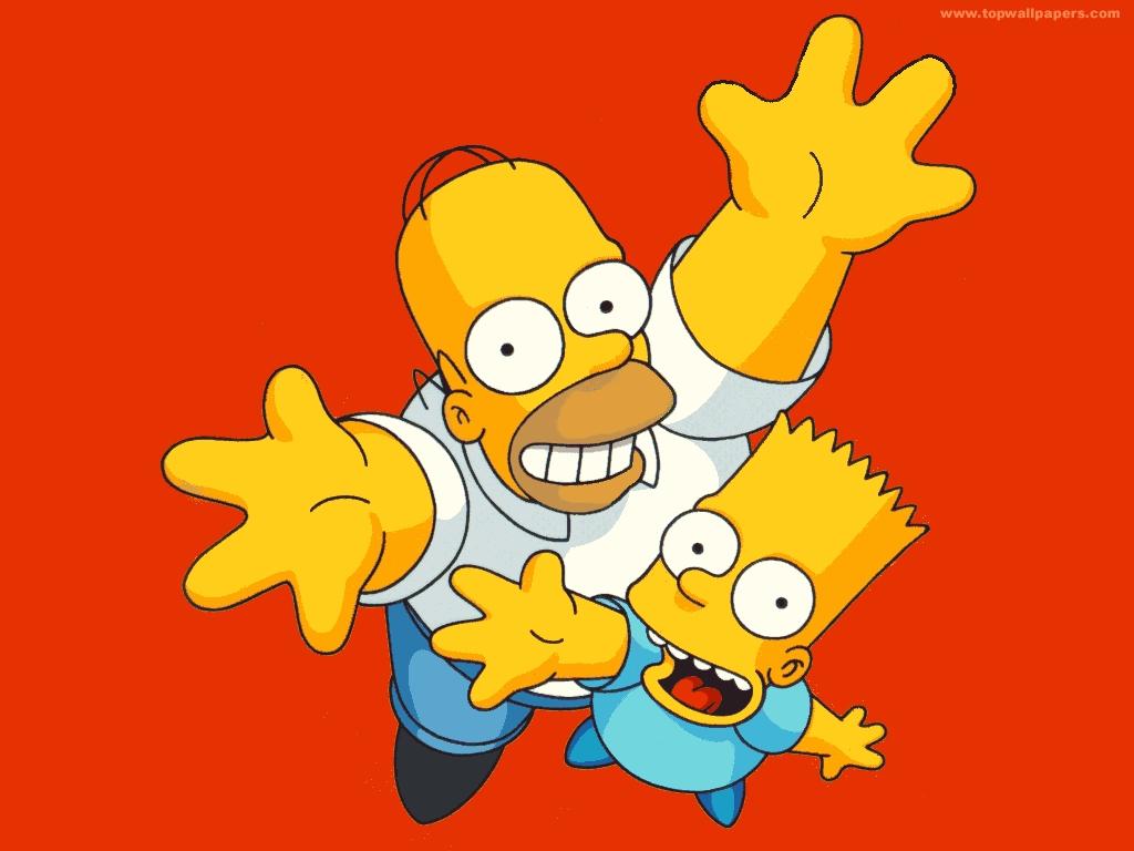 Simpsons of Cartoon