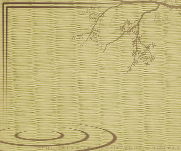 Free Tatami Background for Powerpoint Slides