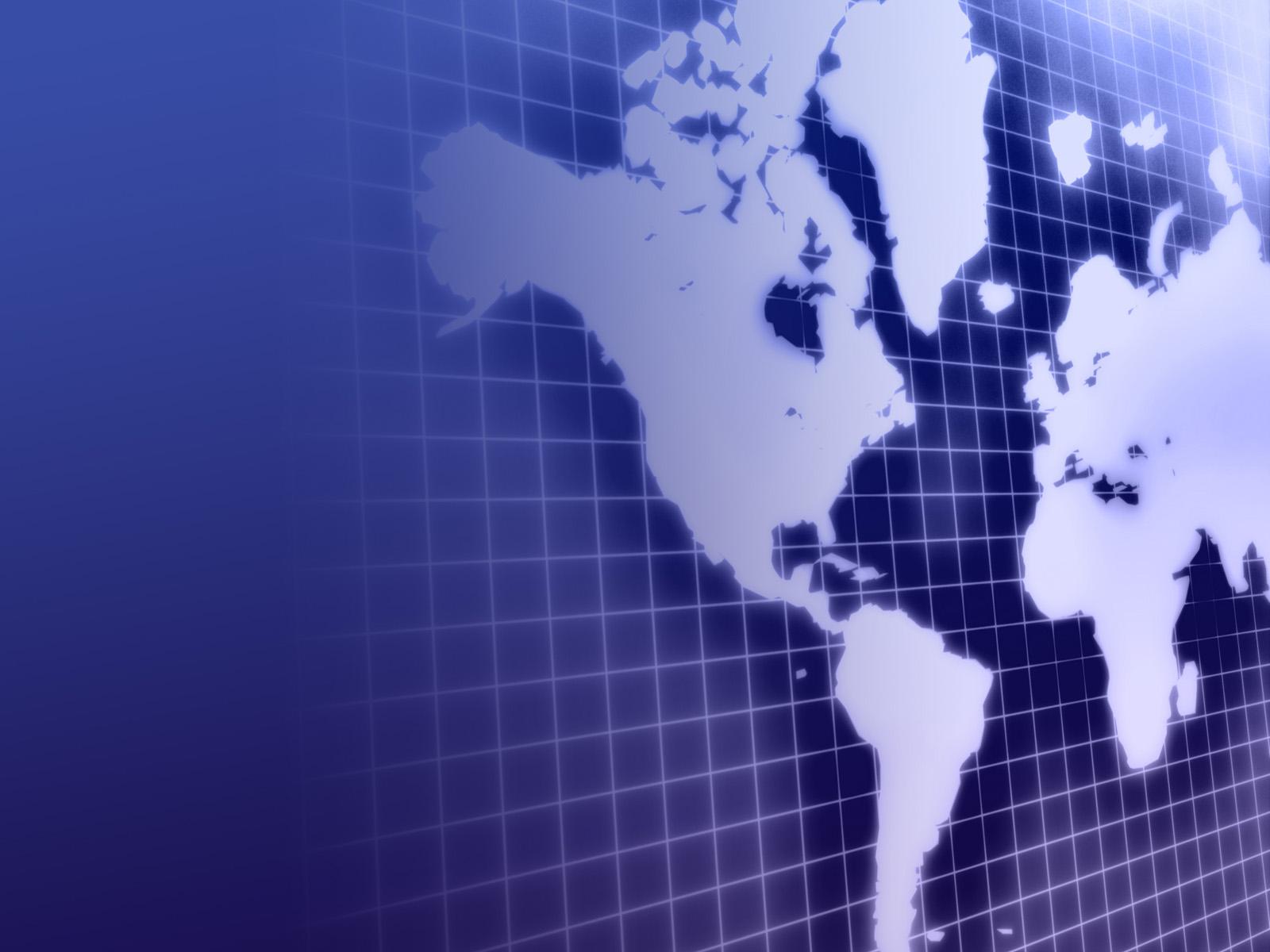 Tech World PPT Backgrounds