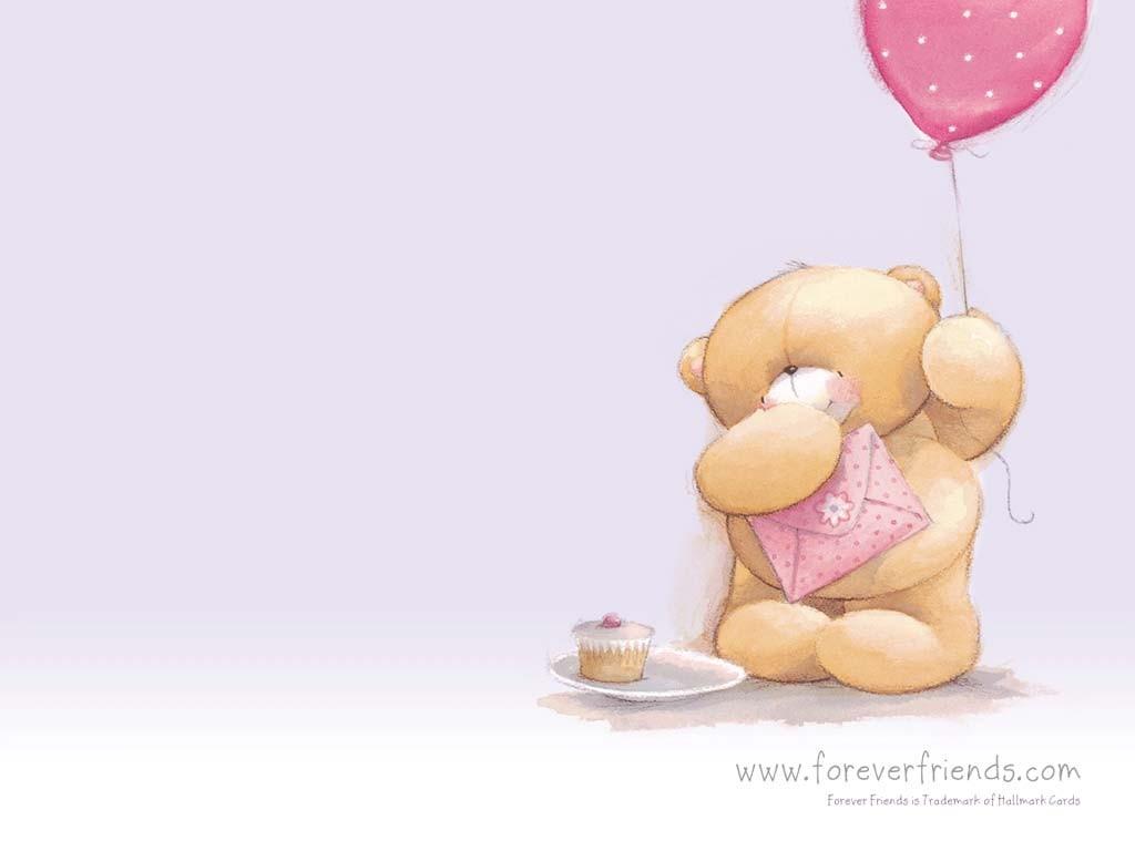 Cartoon Baby Teddy Bear